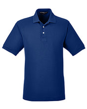 Load image into Gallery viewer, Devon & Jones Men's Cotton Pique Polo