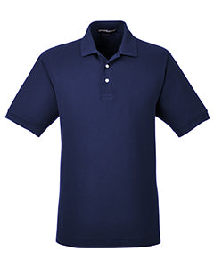Devon & Jones Men's Cotton Pique Polo