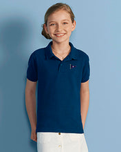 Load image into Gallery viewer, Youth 6.5oz Pique Polo