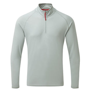 Gill Men's UV Zip Neck