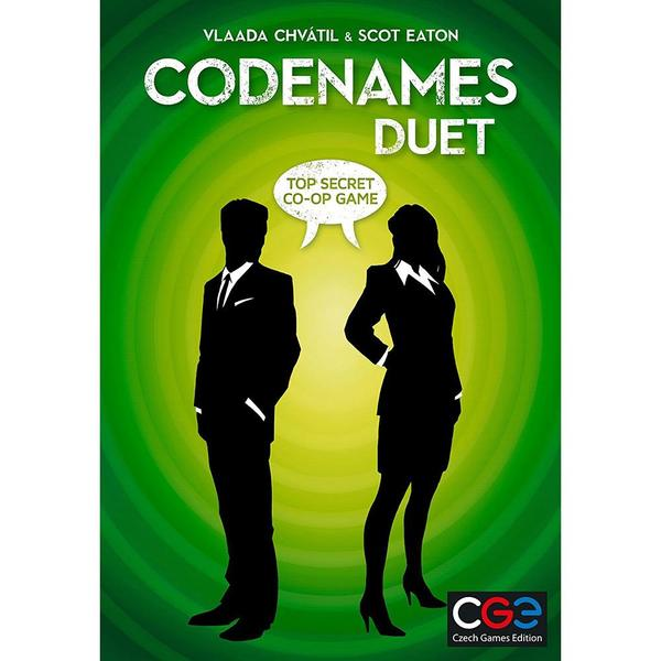 Codenames: Duet | All Aboard Games