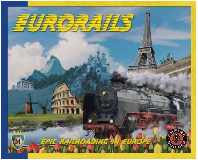 EuroRails | All Aboard Games