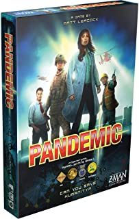 Pandemic | All Aboard Games