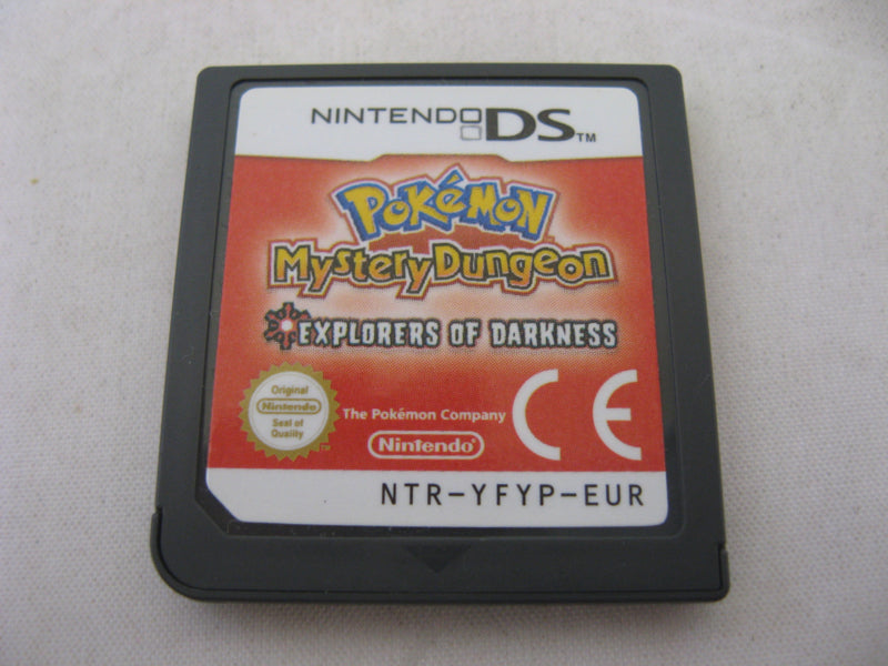 Ds - Pokemon - Mystery Dungeon - Explorers of Darkness - cart | All Aboard Games
