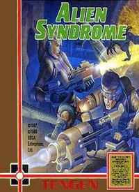Nes - Alien Syndrome | All Aboard Games