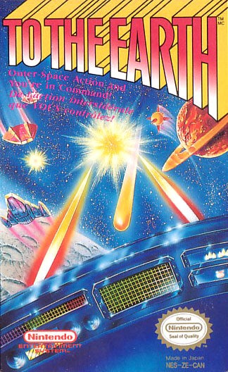 Nes - To The earth | All Aboard Games