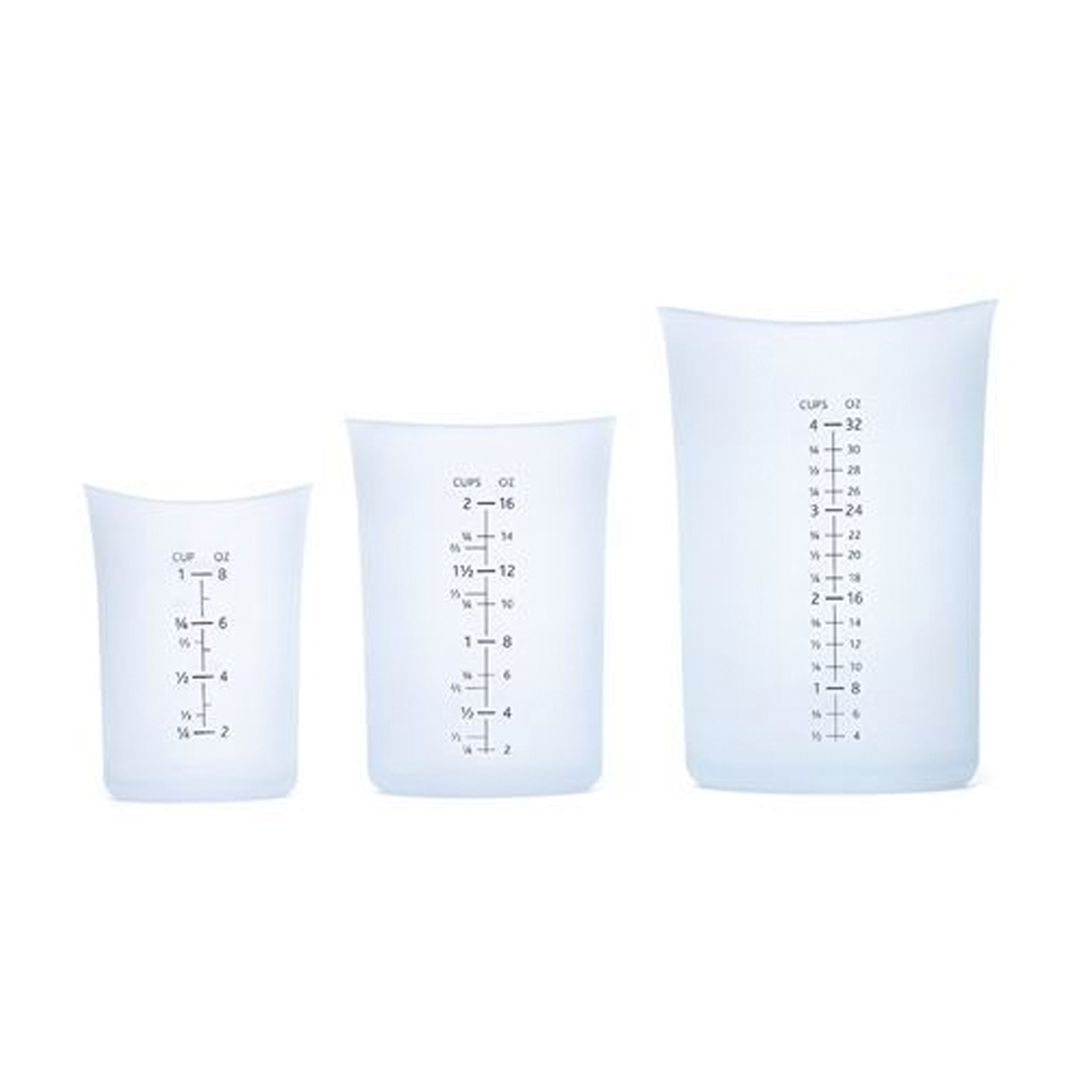 Flex~it Measuring Cup, Set of 3