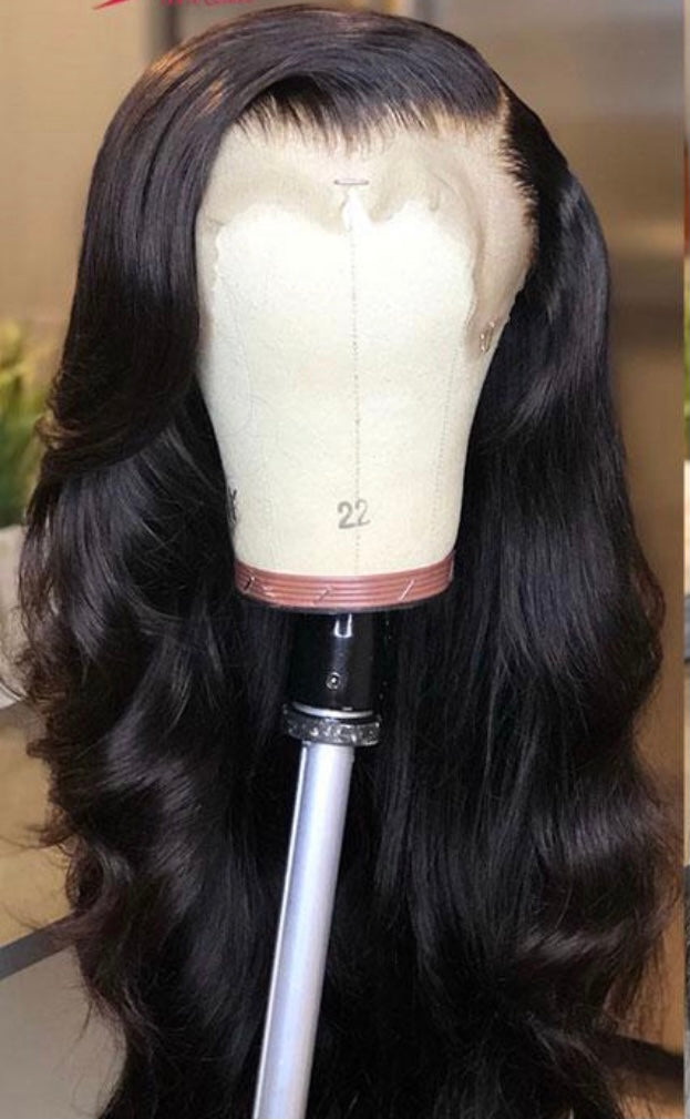 HD Pre-Plucked  Lace  Closure Wigs
