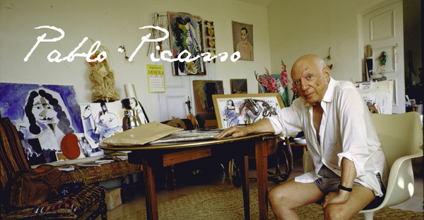 Get the Look | Pablo Picasso
