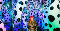 Get the Look | Inspired by Yayoi Kusama