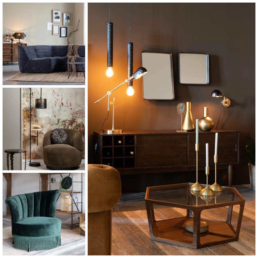 WINTER STYLE | DUTCH FURNITURE