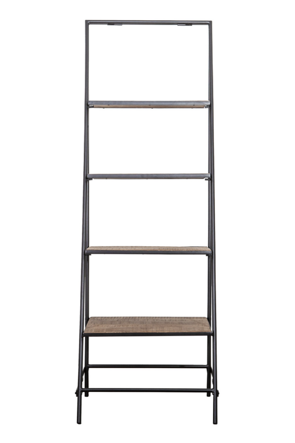 Wooden Display Ladder Bookcase | By Boo Angle | DutchFurniture.com