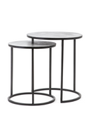 Black Nesting End Tables (2) | By-Boo Setto | DutchFurniture.com