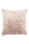 Blush Gold Throw Pillows (2) | By-Boo Madam | DutchFurniture.com