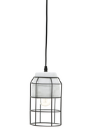 Metal & Concrete Pendant Lamp | By-Boo Dodo | DutchFurniture.com