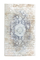Gray Rectangular Area Rug 5' x 7′5″ | By-Boo Venice | DutchFurniture.com