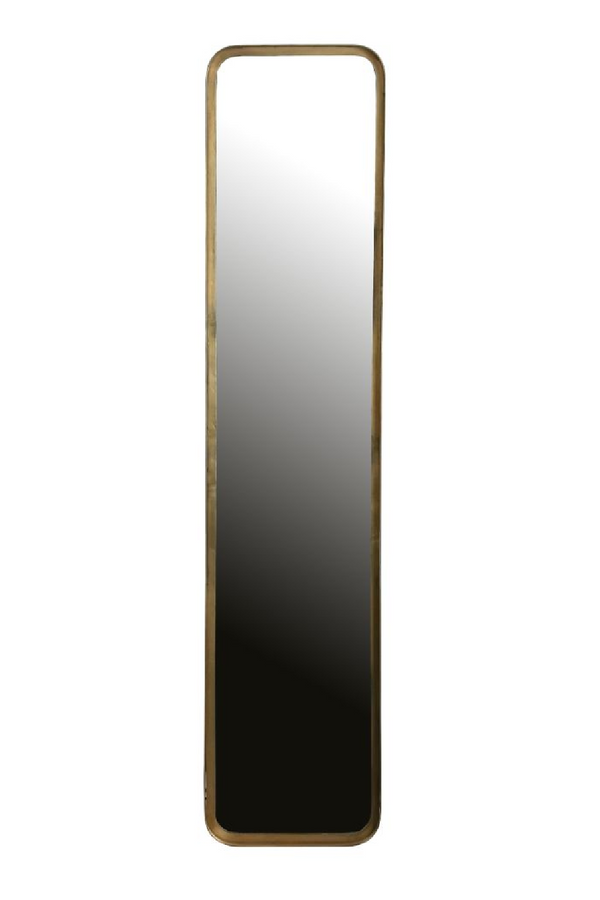 Antique Brass Full Length Mirror | BePureHome Slender