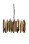 Antique Brass Hanging Lamp | BePureHome Crown | DutchFurniture.com