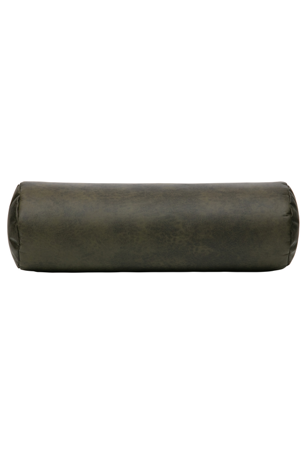 Army Green Bolster Pillows (2) | BePureHome Spool | DutchFurniture.com