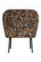 Floral Velvet Accent Chair | BePureHome Vogue |  Dutchfurniture.com