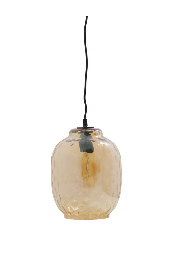 Antique Brass Hanging Lamps (2) | BePureHome Bubble | Dutchfurniture.com