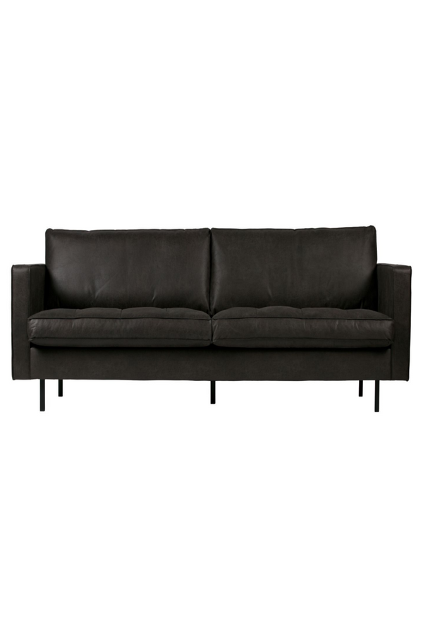 Black Classic Sofa 2.5 Seater | BePureHome Rodeo | DutchFurniture.com