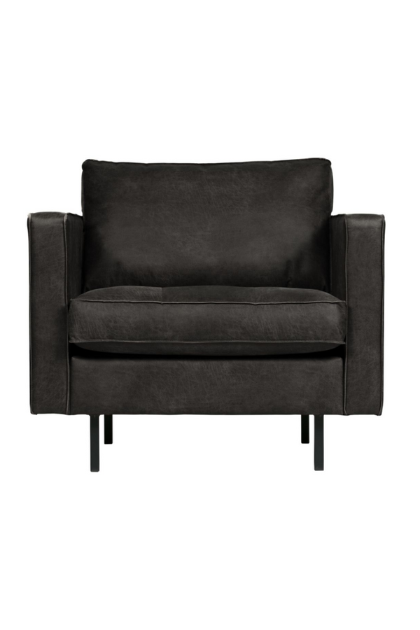 Black Classic Armchair | BePureHome Rodeo | DutchFurniture.com