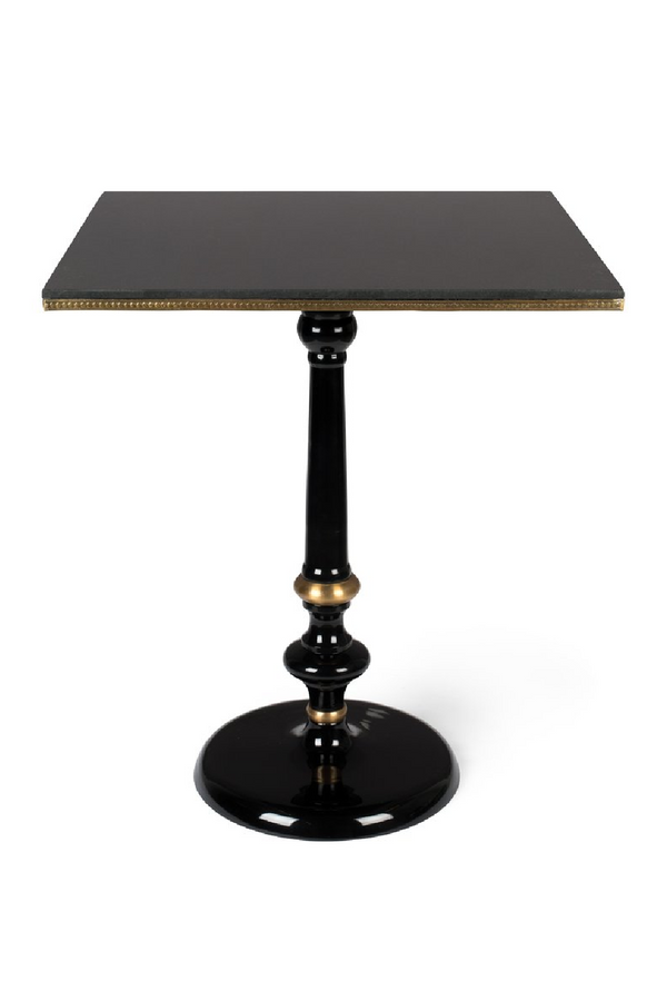 Granite Square Bistro Table | Bold Monkey Own The Glow | DutchFurniture.com