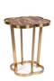 Marble Side Table | Bold Monkey It's Marbelicious | DutchFurniture.com