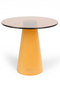 Yellow Tower Side Table | Bold Monkey Leader of the Fanclub | DutchFurniture.com