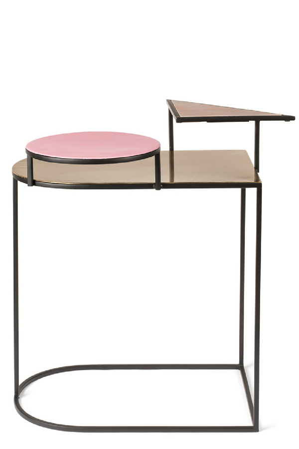 Artistic End Table | Bold Monkey Act Ironic | DutchFurniture.com