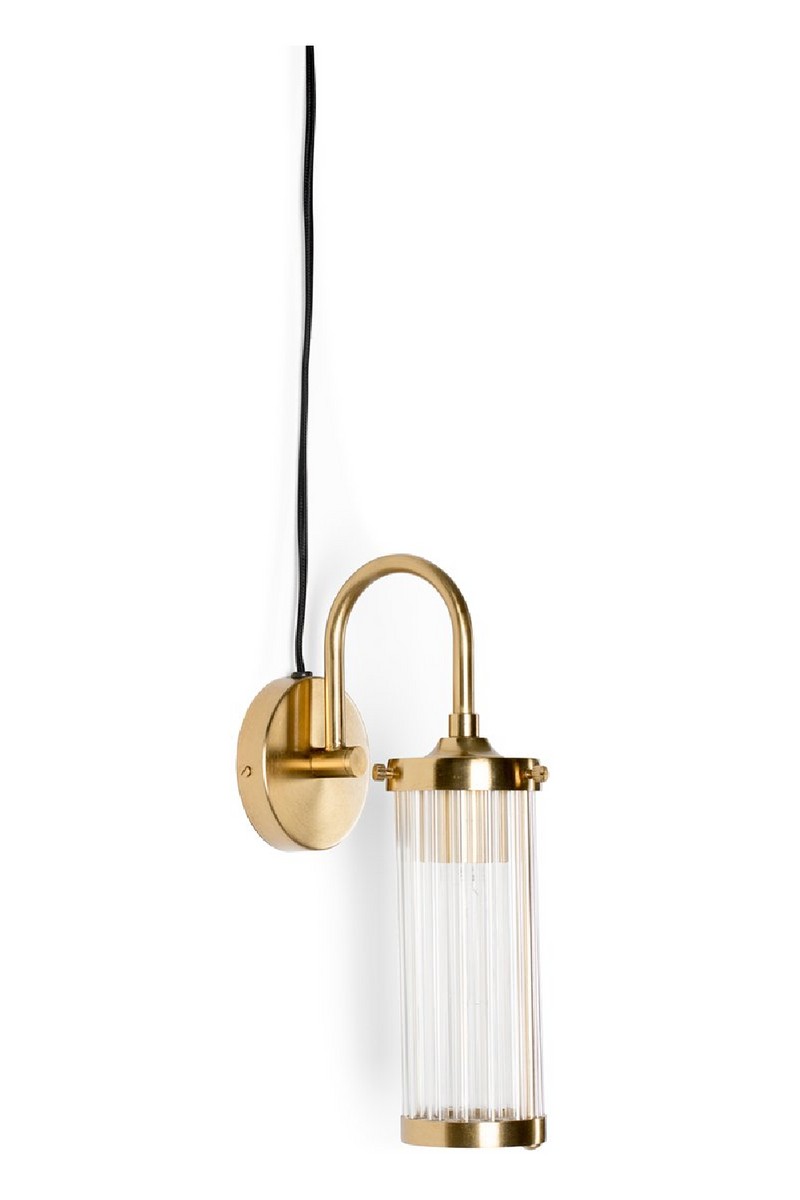 Brass Wall Lamp | Bold Monkey Angel on Fire | DutchFurniture.com