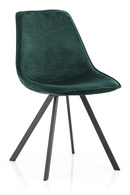 Green Velvet Dining Chairs (2) | By-Boo Belle | DutchFurniture.com