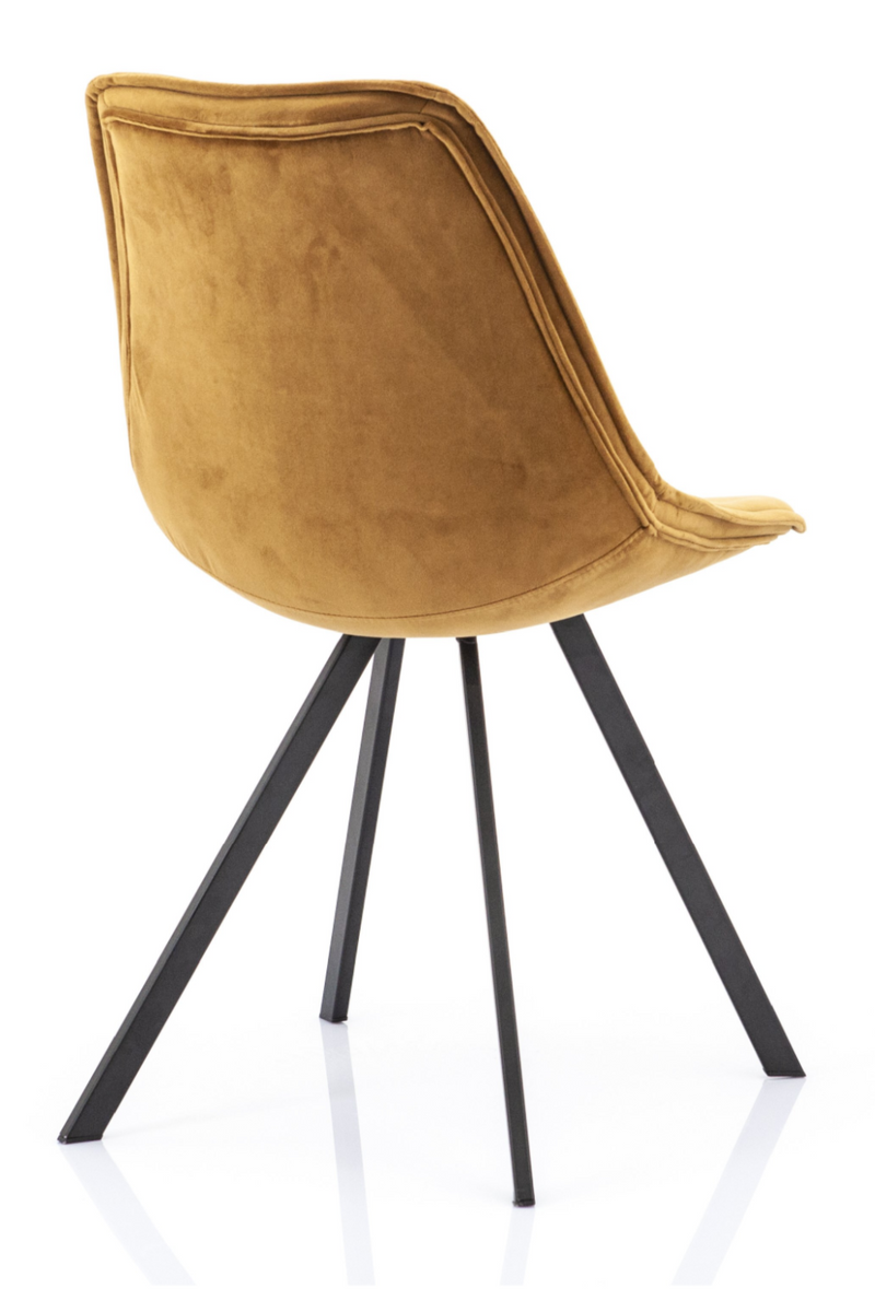 Amber Velvet Dining Chairs (2) | By-Boo Belle | DutchFurniture.com
