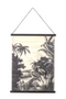 Asian Bamboo Roll Up Wall Art - S | By-Boo Miyagi jungle | DutchFurniture.com