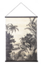 Asian Bamboo Roll Up Wall Art - L | By-Boo Miyagi jungle | DutchFurniture.com
