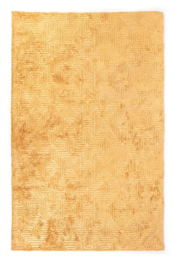 Amber Geo Pattern Area Rug 5' x 7′5″ | By-Boo Madam | DutchFurniture.com