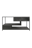 Black Metal Console Table | By-Boo Tuck | DutchFurniture.com