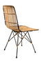 Natural Rattan Dining Chair | Dutchbone Kubu | dutchfurniture.com