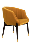 Amber Velvet Armchair | Dutchbone Dolly | DutchFurniture.com
