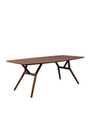 Walnut Dining Table | Dutchbone Malaya | dutchfurniture.com