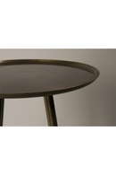 Antique Brass End Table | Dutchbone Eliot | DutchFurniture.com