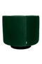 Green Velvet Accent Chair | Dutchbone Flower | DutchFurniture.com