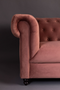Pink Velvet Chesterfield Sofa | Dutchbone Chester | dutchfurniture.com