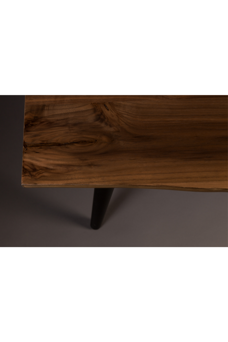 Walnut Dining Bench L | Dutchbone Alagon | dutchfurniture.com