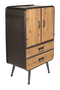 Wooden Storage Cabinet | Dutchbone Gin | DutchFurniture.com