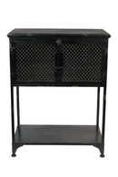 Metal Wine Cabinet | Dutchbone Denver | DutchFurniture.com