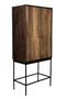Acacia Wood Accent Cabinet | Dutchbone Nairobi | DutchFurniture.com