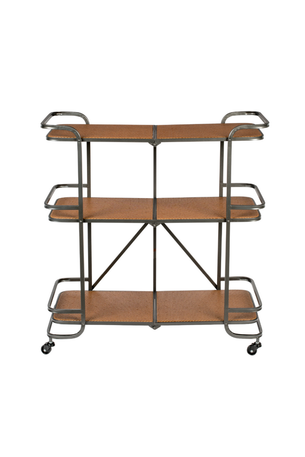 3-Shelf Storage Cabinet | Dutchbone Sierra
