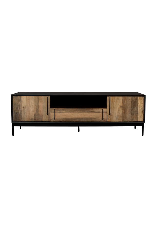 Acacia Wood Sideboard | Dutchbone Nairobi | DutchFurniture.com